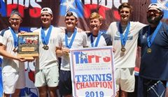 Boys Tennis State Champions!