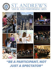 Read our Upper School Fine Arts Bios