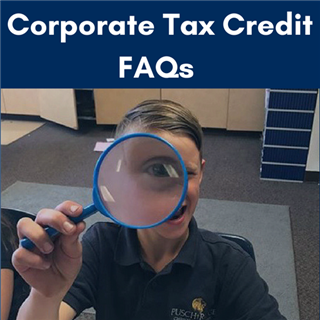 Corporate Tax Credit FAQs