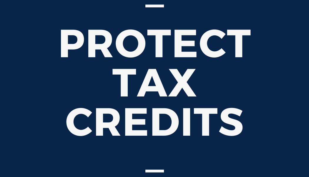 Protect Tax Credits