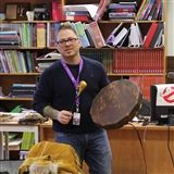 Mr. Condo shares his MicMac customs and traditions.