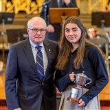 Alpine Skiing & Snowboarding, The Whittal Cup Junior -- Alexa M. B.