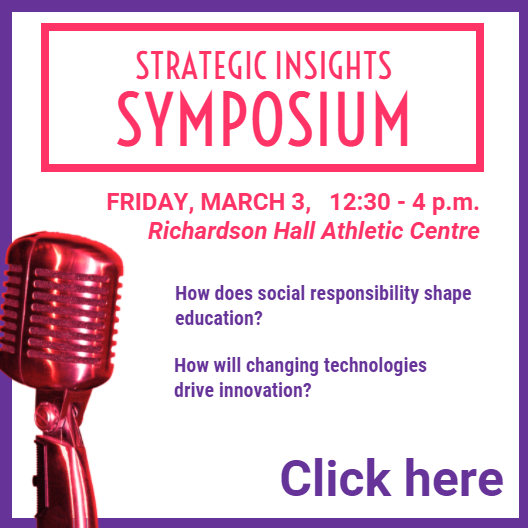 Register for our Strategic Insights Symposium