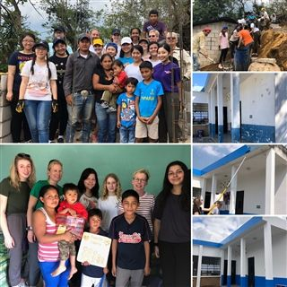 Reuniting with a family in Guatemala thanks to an ongoing partnership with Open Windows Foundation (Spring 2018 and Winter 2020).