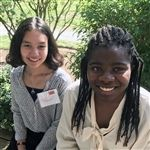 Megan & Katia, Junior Public Speaking Nationals, May 2019