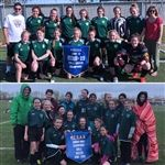 The Blazers Middle & Senior School soccer teams both won championships in the 2019 season.