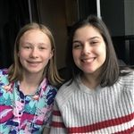 Kendall & Lily at Junior Debate National Championships 2019