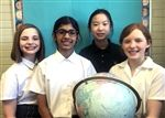 Alice, Simrat, Kerry, and Matheson, finalists in CBC Manitoba's