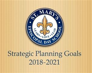 2018-2021 Strategic Planning Goals