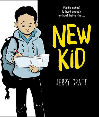 New Kid, by Jerry Craft (2019), publisher Harper Collins.