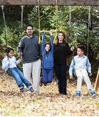The Ilyases were looking for something more than just an excellent academic education when they explored independent schools for their children. They wanted a school where their kids were going to be free to define themselves and feel a strong sense of community. Learn more about the Ilyases and how Shipley's environment supports each child's sense of identity.