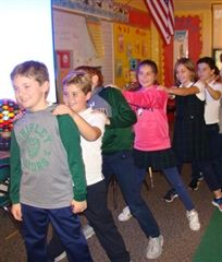 #48 Friday Afternoon Dance Parties in Mrs. Reilly's Third Grade Class
