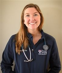 Jill Keeney '10 is an oncology certified nurse at the Hospital of the University of Pennsylvania.