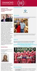 September 2017 Hammond Happenings