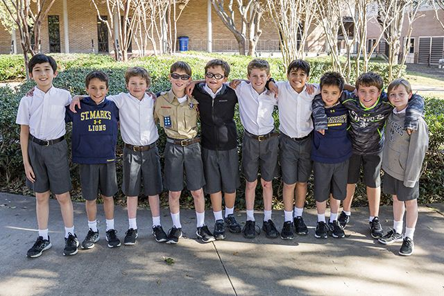 The 10 fourth graders who earned perfect scores on the first WordMasters test, out of only 50 perfect scorers in the nation.