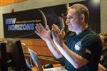 Alan Stern '75 oversees the Pluto flyby