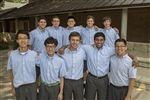 Ten of this year's 13 National Merit Scholarship Semifinalists