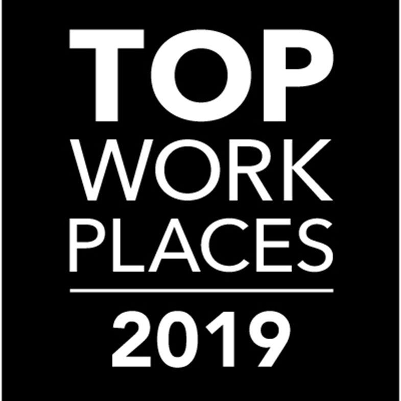 Trinity Named Top Workplace