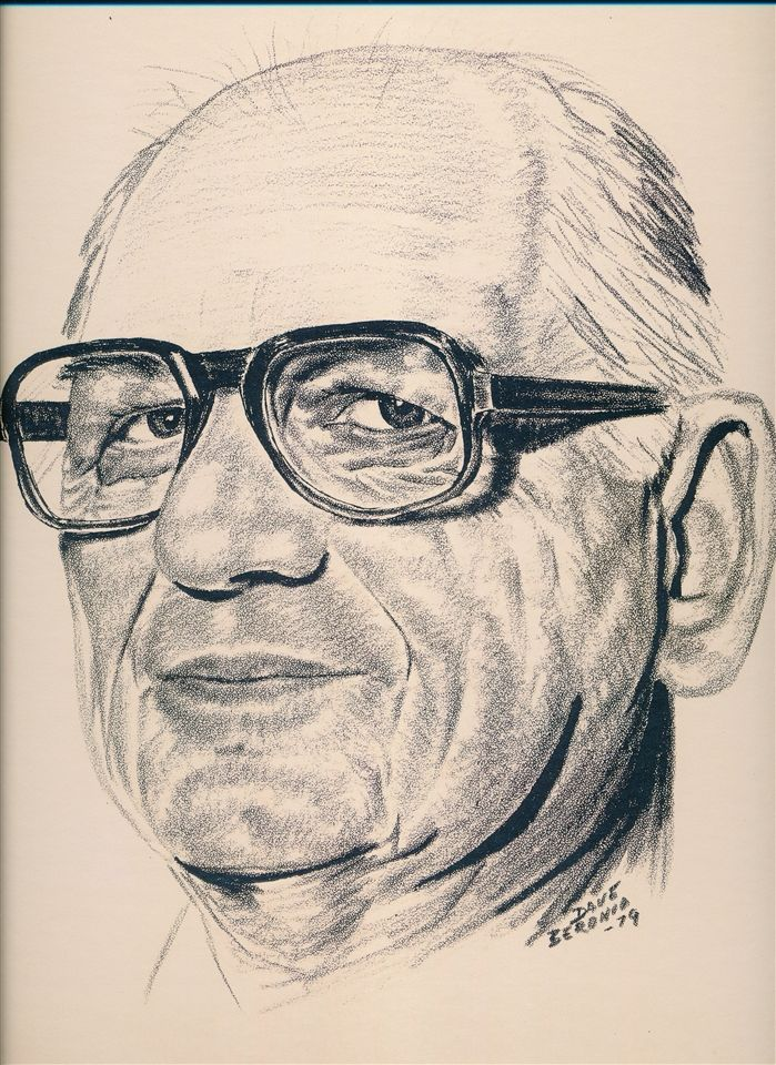 A Sketch of Peter Gasser