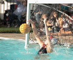 Girls Water Polo has allowed only 10 goals in their last 4 matches