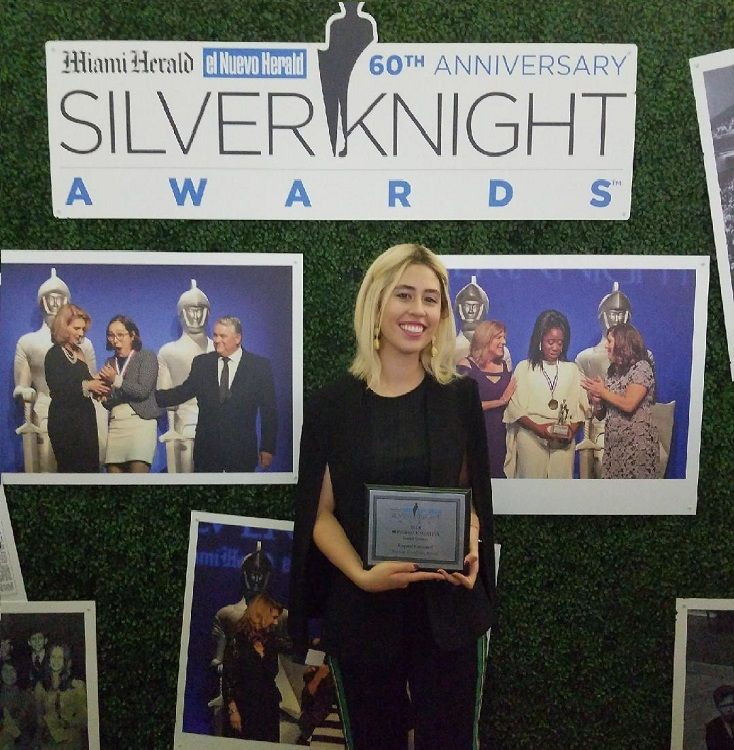 Silver Knight Honoree
