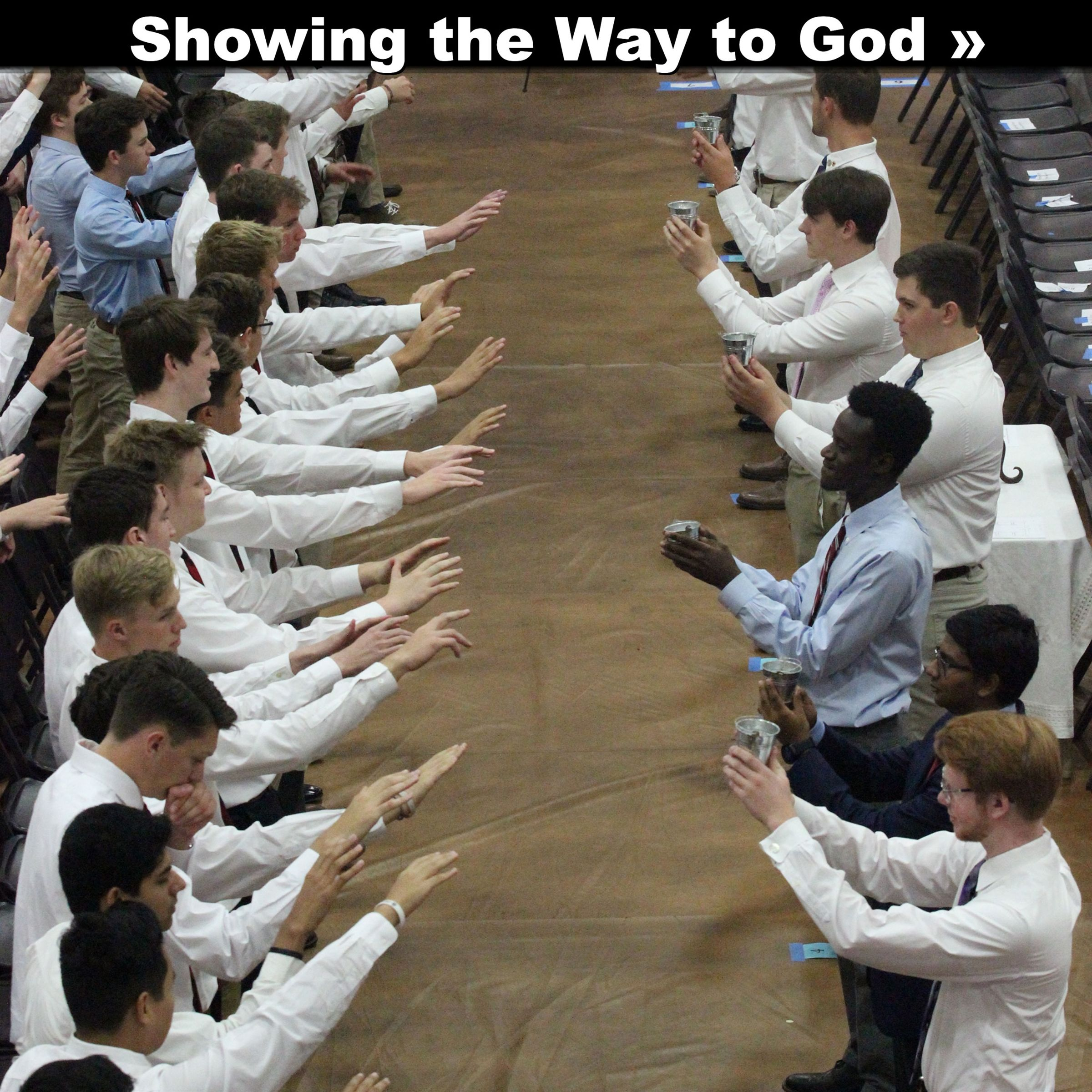 Showing the Way to God