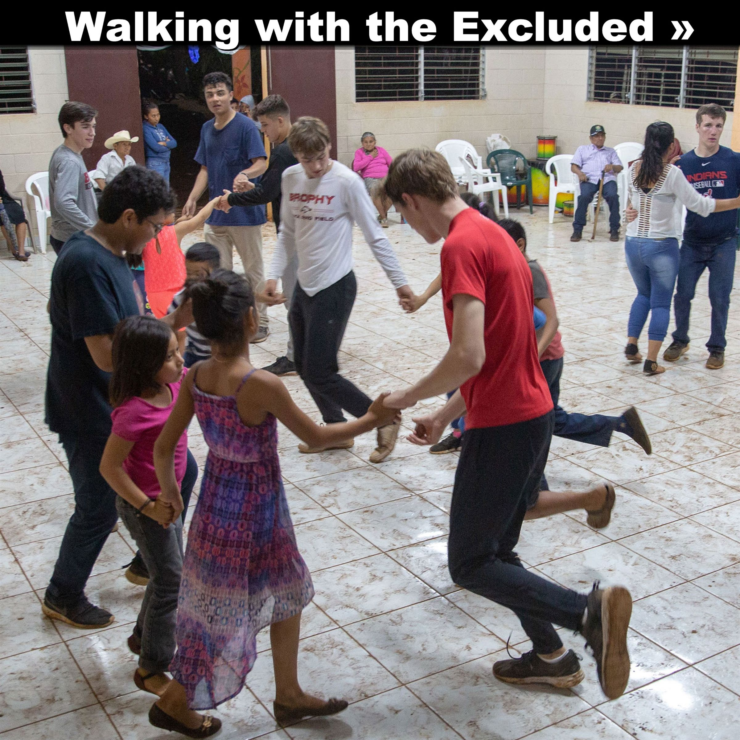 Walking with the Excluded