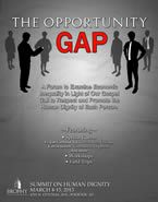 2013 | The Opportunity Gap