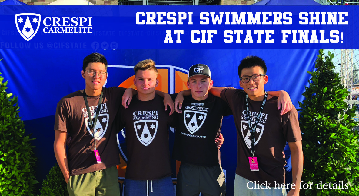 Swimmers Excel at CIF State Champs