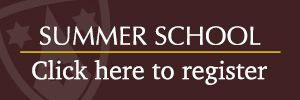 First day of Summer School is June 27. Click here for details!