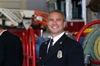Casey Snow '93, Battalion Chief Bakersfield FD