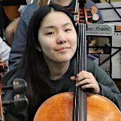 Yuna has just learned she was accepted into the National Youth Orchestra of Canada.