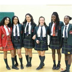 The Afri-View Club meets on a regular basis and also hold joint meetings with other schools, including Havergal College, Bishop Strachan School and Upper Canada College.