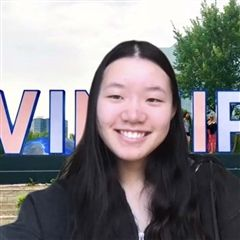 Amonda placed 5th overall at the Senior Provincial Public Speaking Championships