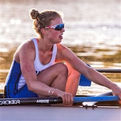 Isabel RUBY-HILL'15 began rowing at Branksome Hall and quickly fell for the sport.