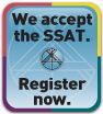 Register for the SSAT