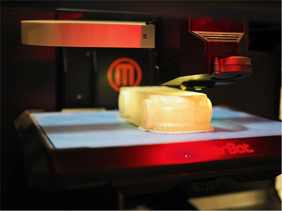 3d Printing in the Makerspace