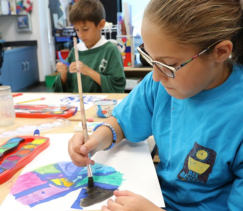 Lower School Arts
