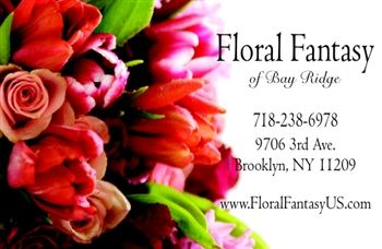 Floral Fantasy of Bay Ridge