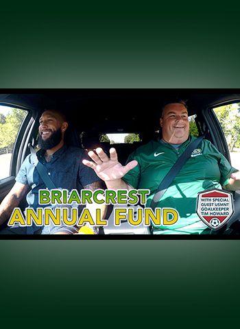 Briarcrest Christian School   Carpool Karaoke With Tim