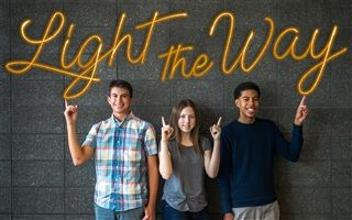 Click Here to Donate to Light the Way