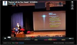 Subscribe to WLHS YouTube Channel for Chapel