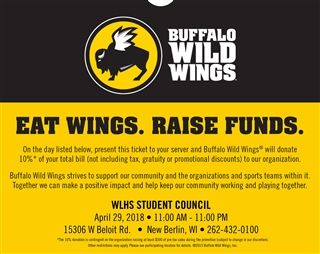 Buffalo Wild Wings Student Discount