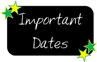 Image result for Important Dates clipart