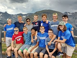 Wisconsin Lutheran High School Cross Country Team Shares The