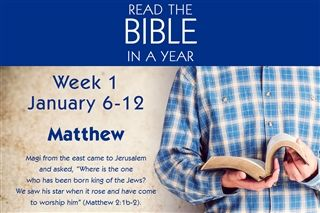 Wisconsin Lutheran High School | One Year Bible Reading Plan