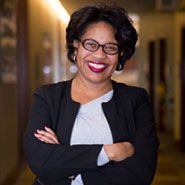 Webster University Dean Simone Cummings