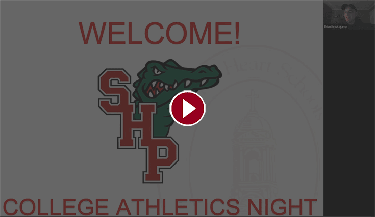 College Athletics Recruiting Night 1/11/21