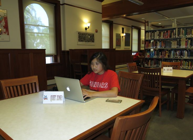 SHS Libraries