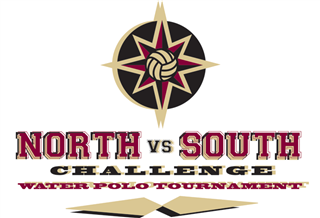 North South Water Polo Logo